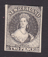 New Zealand, Scott # Not Listed, Mint, Queen Victoria Essay For 1855 Issue - Unused Stamps