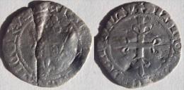 Rhône Alpes Allier Saint Pourçain Sur Sioule 1418 Florette Du Dauphin Charles VII Au Nom De Charles VI. - 1380-1422 Charles VI Le Fol