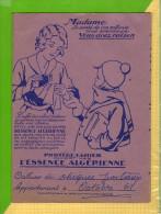 PROTEGE CAHIER : Madame La Sante Des Enfants Essence Algerienne - Protège-cahiers
