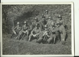 DEUTSCHLAND   --   ORIGINAL PHOTO  --  GTJFTYKL   --    11,7 Cm X  8,7 Cm - 1939-45