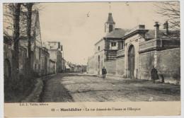 MONTDIDIER - 80 - Somme - Rue Amand De Vienne - Montdidier