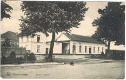 INGELMUNSTER -  STATIE - STATION - 1913 - Ingelmunster