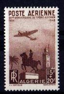 ALGERIE 1949 POSTE AERIENNE N° 13 NEUFS ** - Algérie (1924-1962)