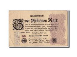 Allemagne, 2 Millions Mark, 1923, KM:104b, 1923-08-09, TB+ - 2 Millionen Mark