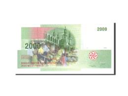 Comoros, 2000 Francs, 2005, Undated, KM:17, NEUF - Comores