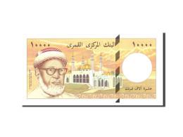Comoros, 10,000 Francs, 1997, Undated, KM:14, NEUF - Comores