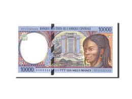 États De L'Afrique Centrale, 10,000 Francs, 1994, Undated, KM:105Cc, NEUF - États D'Afrique Centrale