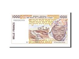 West African States, 1000 Francs, 1995, Undated, KM:611He, NEUF - États D'Afrique Centrale
