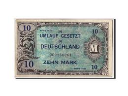 Allemagne, 10 Mark, 1944, KM:194a, Non Daté, TB - [ 5] Ocupación De Los Aliados