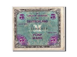 Allemagne, 5 Mark, 1944, KM:193a, Non Daté, TB - 5 Mark
