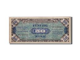 Allemagne, 50 Mark, 1944, KM:196d, Non Daté, TB+ - [ 5] 1945-1949 : Occupazione Degli Alleati