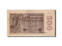 Allemagne, 500 Millionen Mark, 1923, KM:110d, 1923-09-01, SUP - [ 3] 1918-1933: Weimarrepubliek