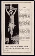 1849-1927 Joannes-Baptist De Pauw Lelon Asse Assche St Pieters Jette  Bidprentje Doodsprentje Image Mortuaire - Images Religieuses