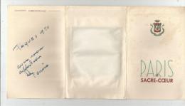Carte à SYSTEME , 6 Volets , 75 , Paris , Le SACRE COEUR , 1950 , Ed : Du Pré , 3D , 2 Scans , Frais Fr : 1.55€ - Non Classés