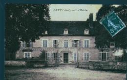 ERVY LE CHATEL LA MAIRIE - Ervy-le-Chatel