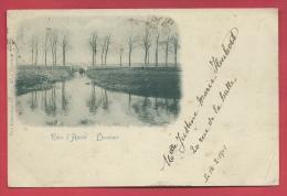Lessines - Rieu D'Ancre - Précurseur 1901  ( Voir Verso ) - Lessen