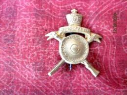 Insigne arm�e �thiopienne, �poque de Haile Selassie (infanterie)