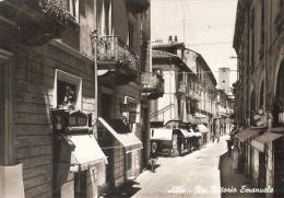142/FG/16 - CUNEO - ALBA - Via Vittorio Emanuele - Cuneo