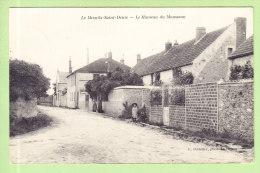 LE MESNIL SAINT DENIS : Le Hammeau Du MOUSSEAU. Tampon Hôpital Auxiliaire 182 Le Mesnil. 2 Scans. Edition Pelletier - Le Mesnil Saint Denis