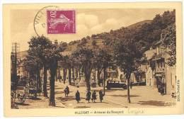 Villefort - Avenue Du Bosquet - Villefort