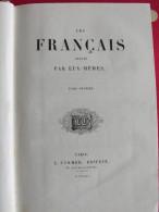 Les Français Peints Par Eux-mêmes, Tome I. Balzac De Lacroix Gavarni Monnier... 1840. 46 Portraits Illustrés - Livres, BD, Revues