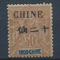 Chine 1904 N° 57 Neuf * - China (1894-1922)