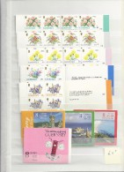 Guernsey Booklets - Timbres