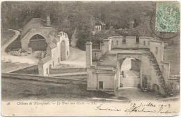 Chateau De Pierrefonds Le Parc Aux Cerfs 1903. - Pierrefonds