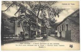 Les Vignes - L'Hôtel Parisien Et Son Annexe - France