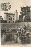 Montelimar  La Begude De Mazenc Chateau 1910. - Montelimar