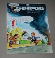 Spirou N° 1672 De 1970 Couverture Françis Avec MR Et Dossier Spirou - Spirou Magazine