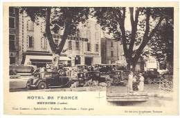 Meyrueis - Hôtel De France - Meyrueis