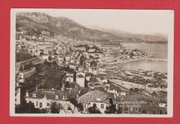 Monte-Carlo    //  Vue Générale - Monte-Carlo