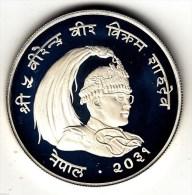 @Y@   Nepal 50 Rupee 1974, KM#841. - Népal