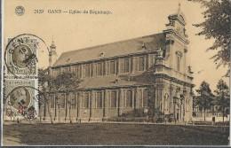 Gand.  -   Eglise Du Béguinage;  1927 - Gent