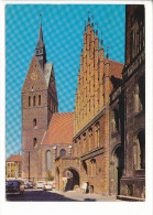 PK-CP Deutschland, Hannover, -mit Marktkirche-, Gebraucht, Siehe Bilder!*) - Hannover
