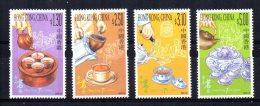 Hong Kong - 2001 - Tea Culture - MNH - Neufs