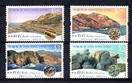 Hong Kong - 2002 - Geology Of Hong Kong - MNH - Neufs