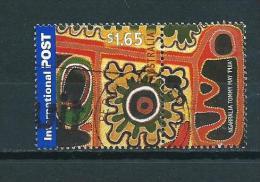2002 Australia $1.65 Art,Puja,Tommy May Used/gebruikt/oblitere - 2000-09 Elizabeth II