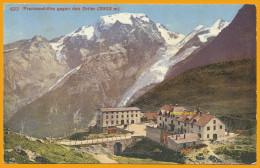 Suisse Cpa27 Franzenshöhe Geden Den Ortier Neuve, Qualité **** - Non Classificati