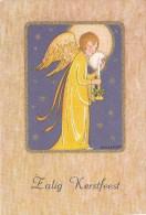 1937/ Zalig Kerstfeest, Willebeek Le Mair, Engel, Voor Het Kind - Autres