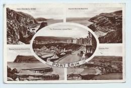 Port Erin - Multiview - Isle Of Man