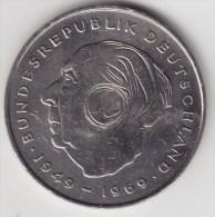 @Y@    Duitsland   2 Mark  1976 F   (2980) - [ 7] 1949-… : RFA - Rep. Fed. Alemana