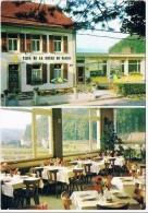 "ABRESCHVILLER . 57 . Hotel Restaurant "" La Roche Du Diable "" - Otros Municipios"