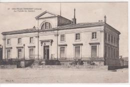 02 -  CHATEAU THIERRY - LE PALAIS DE JUSTICE