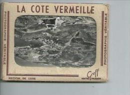 Pyrénées Orientales.mini Carnet De 10 CPSM Sur La Cote Vermeille - Frankrijk