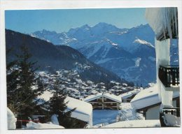 SWITZERLAND - AK 260031 Verbier - VS Wallis
