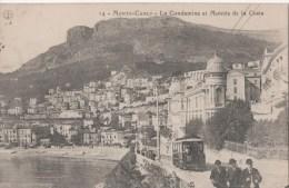 MONTE CARLO LA CONDAMINE ET MONTEE DE LA COSTA - Monte-Carlo