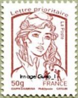 France Marianne De La Jeunesse Par Ciappa Et Kawena N° 4771 ** Le Gommé TVP Vieux-rose, 50 Grammes - 2013-... Marianne De Ciappa-Kawena
