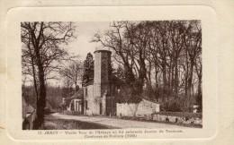 JARCY Vieille  Tour  1910 - Autres Communes